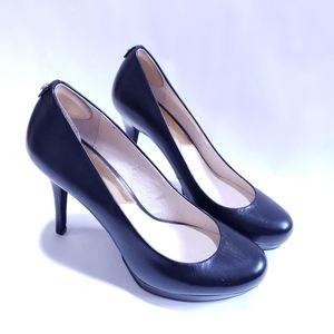 Michael Kors Platform Heels Black